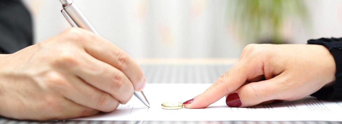 Differenza tra separazione e divorzio